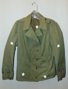 Rare Woman's WWII United States Marine Corps Field Jacket W Cutter Tags USMC