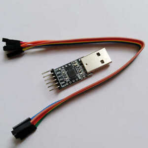 CP2102 USB 2.0 to TTL UART Module 6Pin Serial Converter STC Replace FT232 N31