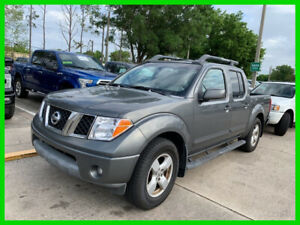 2005 Nissan Frontier LE 2005 LE Used 4L V6 24V Automatic RWD Pickup Truck Premium
