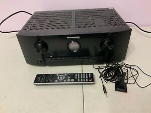 SR5007 7.2 Channel 4K & 3D Pass Through Networking Home Theater Receiver