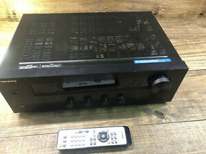 Onkyo TX8020 Stereo Receiver 2 Channel Used