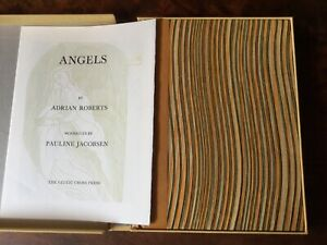 Celtic Cross Press. Angels. One of only 75 copies.