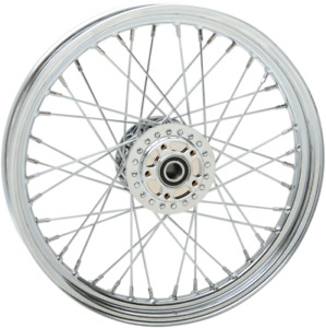 Drag Specialties Replacement Laced Wheels 19x2.15 Front 0203-0531