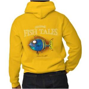 Outdoor Gear Fishing Cool Fish Lure Scary Bass Gill McFinn Hoodie