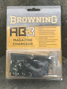Browning Magazine for AB3 Rifle for Short Action Standard 112024045