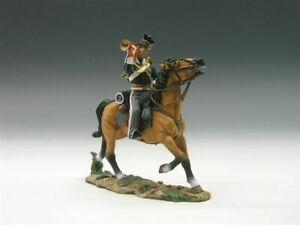 King and Country CRW05 Mounted 17th Lancer Bugler