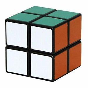 Speed Rubix Cube Smooth Magic Gaming Puzzle Rubic 2x2 Gift Toy Play Beginners