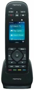Logitech Harmony Touch Universal Remote with Color Touchscreen - Black