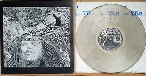 Terry R. Brooks amp; Strange quot;To Earth With Lovequot; Grey Splash Wax LP