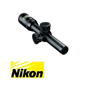 Nikon M-223 1-4x20mm Scope with Point Blank Reticle (SPECIALLY MADE FOR THE 223)