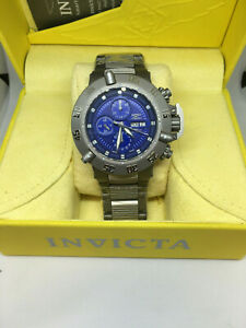 Super Rare Invicta Sub Aqua Noma lll Cronograph Automatic Men's Watch # 11051