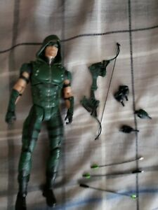 2016 DC TV Show The FLASH & The ARROW 2 Pack Figure Set (Green arrow only)