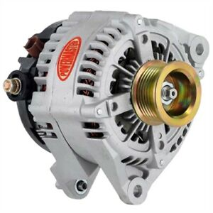 Powermaster 43988 High Output Upgrade Alternator Natural 245 Amp 2003-2006 Dodge