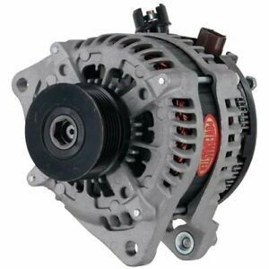 Powermaster 41625 High Output Upgrade Alternator Natural 245 Amp 2011-2017 Ford