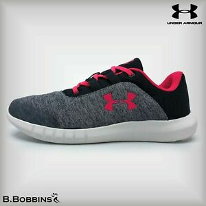 Under Armour Mojo Kids Running Trainers Size UK 11 12 13 1 1.5 2 2.5 Boys Girls