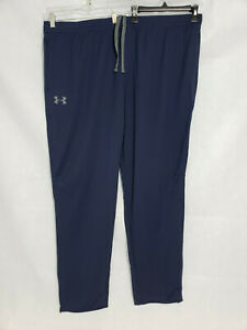 Under Armour Mens Maverick Tapered Pants BlueGray Size 4XLT NWT Tall athletic