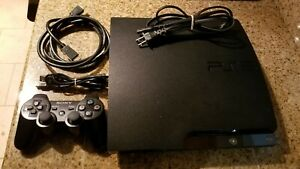 Sony PlayStation 3 120gb Slim Video Game Console