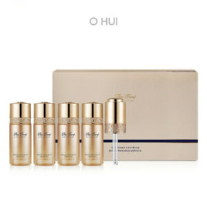 OHUI The First Geniture Program Ampoule 10mlx4ea Pure cica concentrate K-Beauty