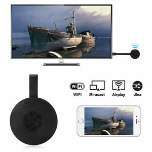 Wifi Miracast Dongle Airplay Display Adapter HDMI Media Video Streamer iOS