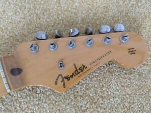 '57 Reissue RI MIJ Japan Fender Stratocaster guitar neck maple 1989