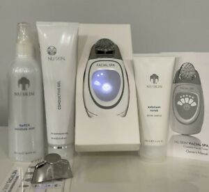 100% Authentic Nu Skin Facial Spa Package