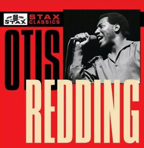 Otis Redding Stax Classics CD - 12 Essential.