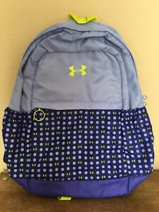 NWT UNDER ARMOUR UA STORM GIRLS FAVORITE SCHOOL BAG BACKPACK  PURPLE