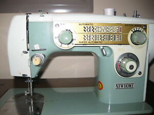 New Home antique sewing machine $285.00