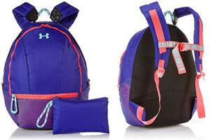 Under Armour Girls UA Storm Downtown BACKPACK Bookbag PURPLE $65