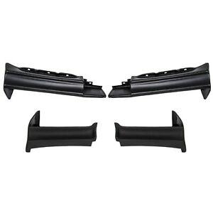 Fit 1981-1987 Buick Grand National-T-Type-Regal FULL 4pc BUMPER FILLER