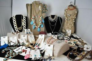 Brand New Mixed Lot of 20 Pc Fashion Jewelry - Bracelets Necklaces Earrings