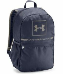 UNDER ARMOUR PROJECT 5 Backpack Bags Unisex Navy New $29.99