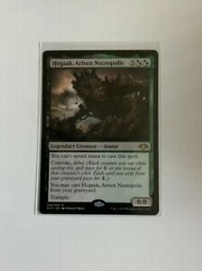 Hogaak Arisen Necropolis Modern Horizons MTG Magic Gathering NM FREE SHIPPING
