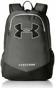 Under Armour Boys UA Storm Scrimmage Backpack 1277422 GRAY $44.99