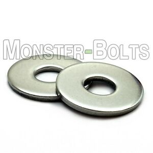Stainless Steel Fender Penny Washers A2 DIN 9021 M3 M4 M5 M6 M8 M10 M12