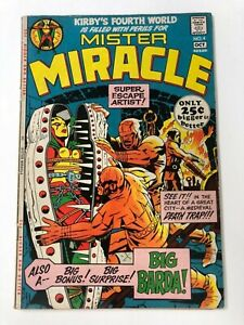 Mister Miracle #4 (DC 1971) 1st Appearance Big Barda HOT Beauty New Gods Movie