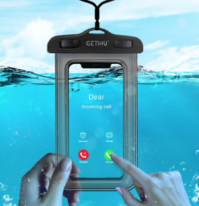 Universal Waterproof Case For iPhone Samsung Xiaomi LG Cover Pouch Bag