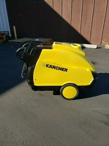 Karcher HDS1000 Hot water pressure washer- Refurbished 2000 PSI 4.5 GPM