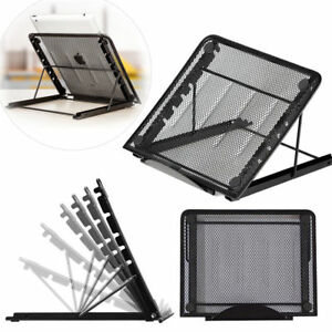 Durable Portable Foldable Notebook Laptop Desk Table Stand Bed Tray Cooling rack $9.49