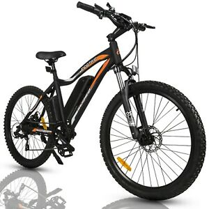 500W 36V13AH Mountain Beach City Electric Bicycle eBike Removable Battery LCD