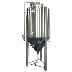 5 BBL Conical-Bottom Fermenter (Unitank)