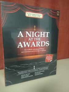 A Night At The Awards After-Dinner Party Kit NIB Sealed Ginger Fox LTD