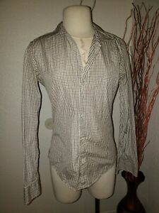 Frank And Eileen Cotton Shirt Size Small Button down striped $49.99