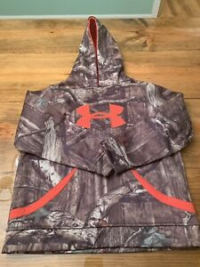 Youth Under Armour Camo Hoodie $20.00