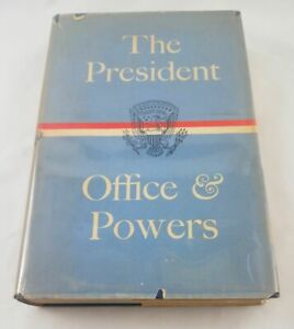 The President: Office & Powers