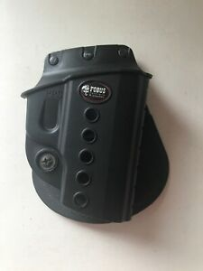 Fobus Holster And Pouch Hard Plastic