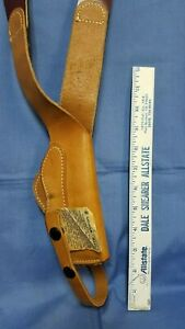 Vintage Smith & Wesson Leather Shoulder Holster 29 62 Easy Draw