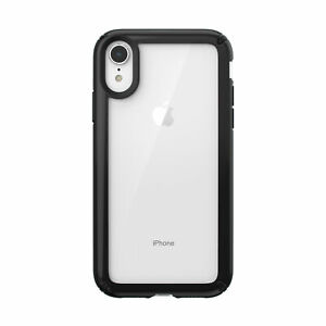 Speck Presidio Show Case iPhone XR Clear Black
