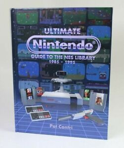 Ultimate Nintendo: Guide to the NES Library 1985 1995 Hardcover Book