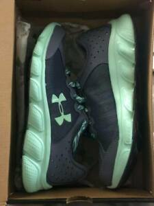NEW Under Armour Girl's Athletic Shoes UA GPS ASSERT 6 1266321-767 Youth Kids